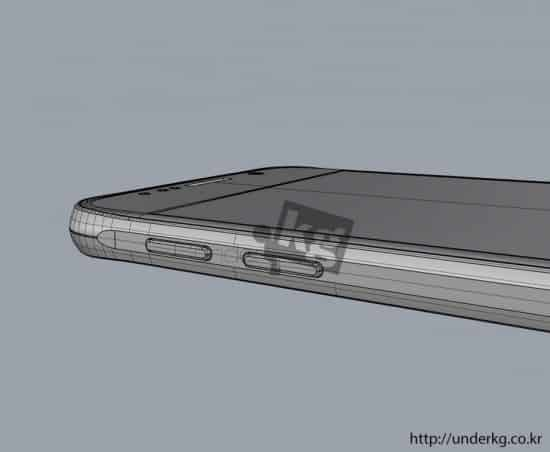 Samsung Galaxy S6 leaked render 16
