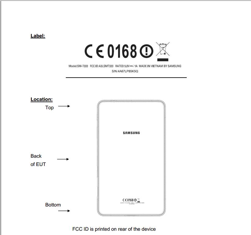 Galaxy Tab 4 8.0 64-bit
