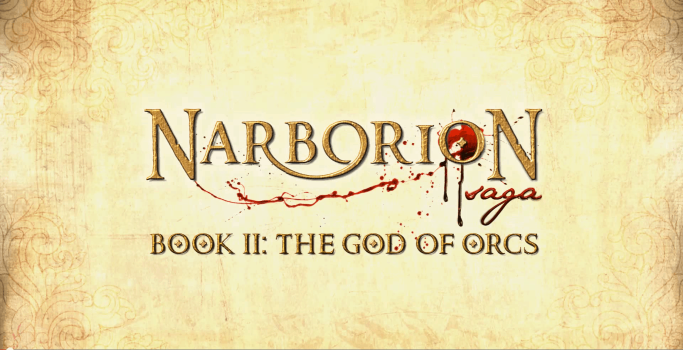 Naborion Saga Book II: The Gods of Orcs