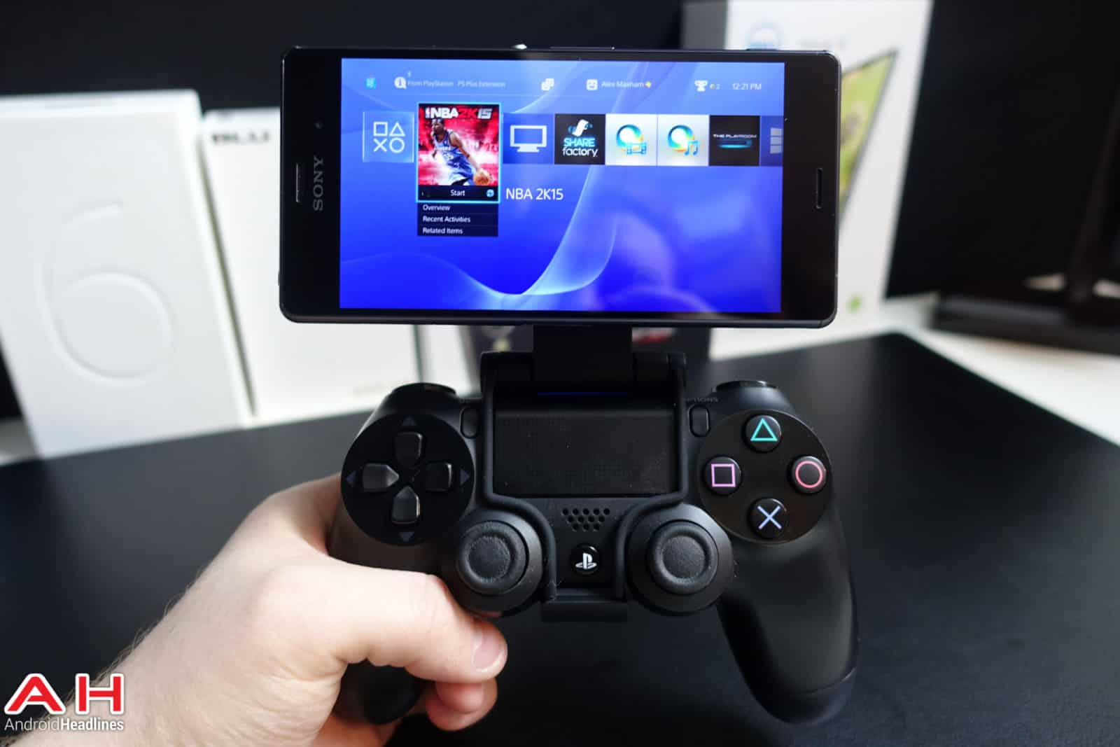 Android How To: Set Up Remote Play on your Sony Xperia ...