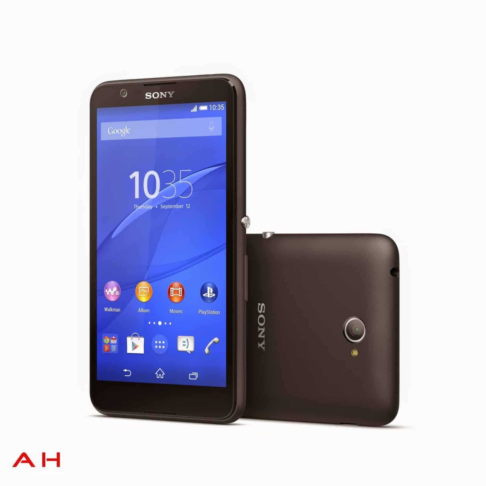 Sony Xperia E4 AH 07