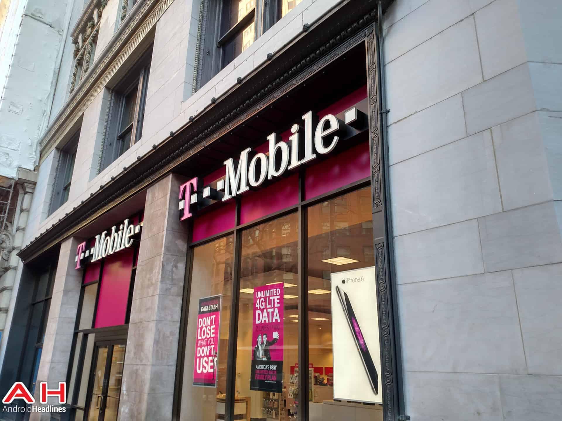 T Mobile Logo AH
