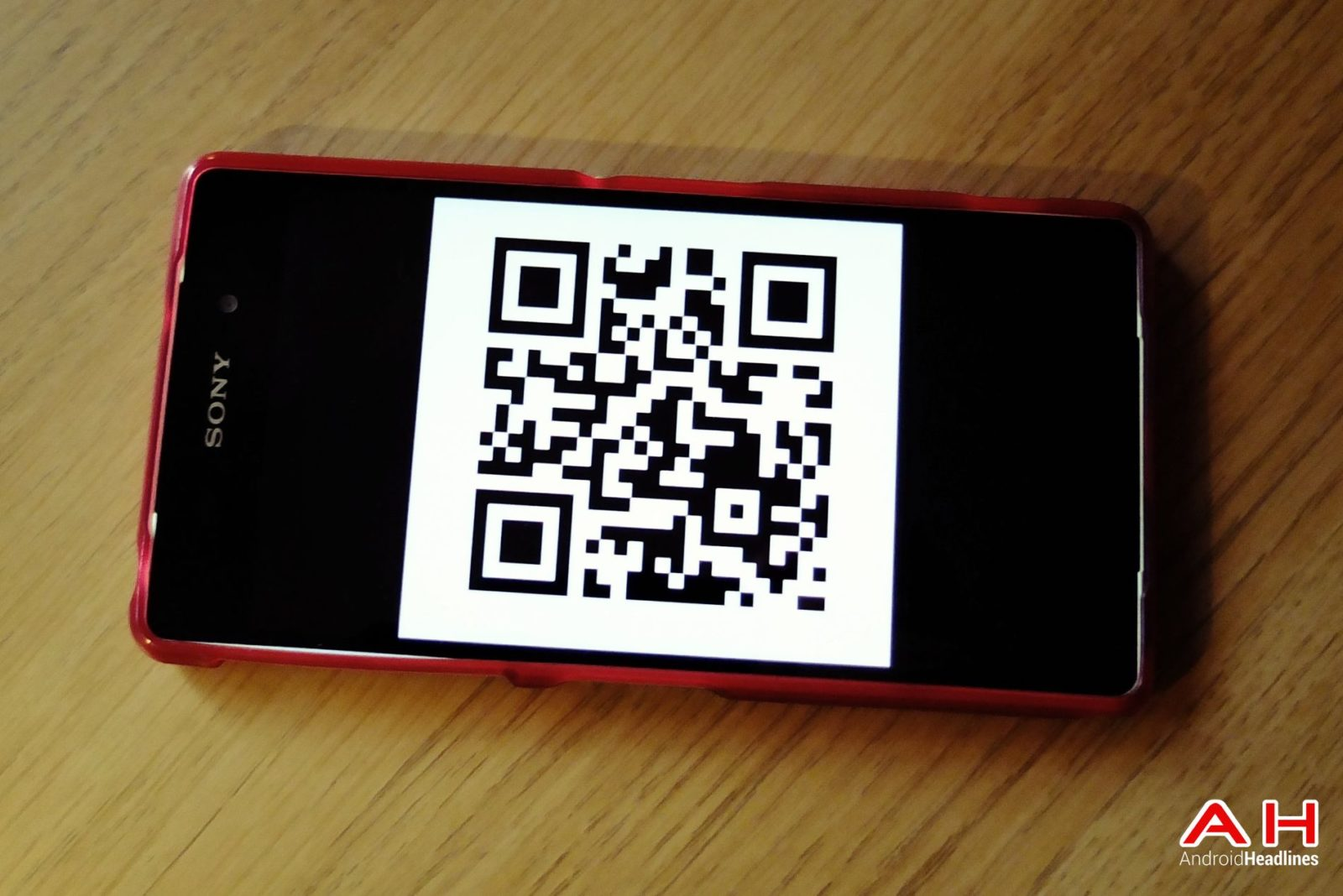 Top 10 QR Barcode AH 1