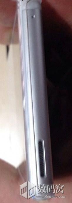 White Xperia M4 Aqua leak 3