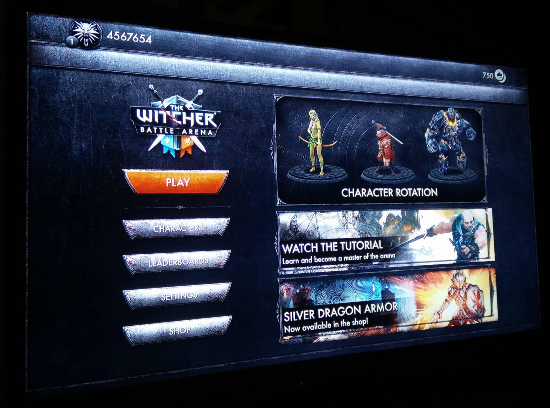 Witcher ATV3