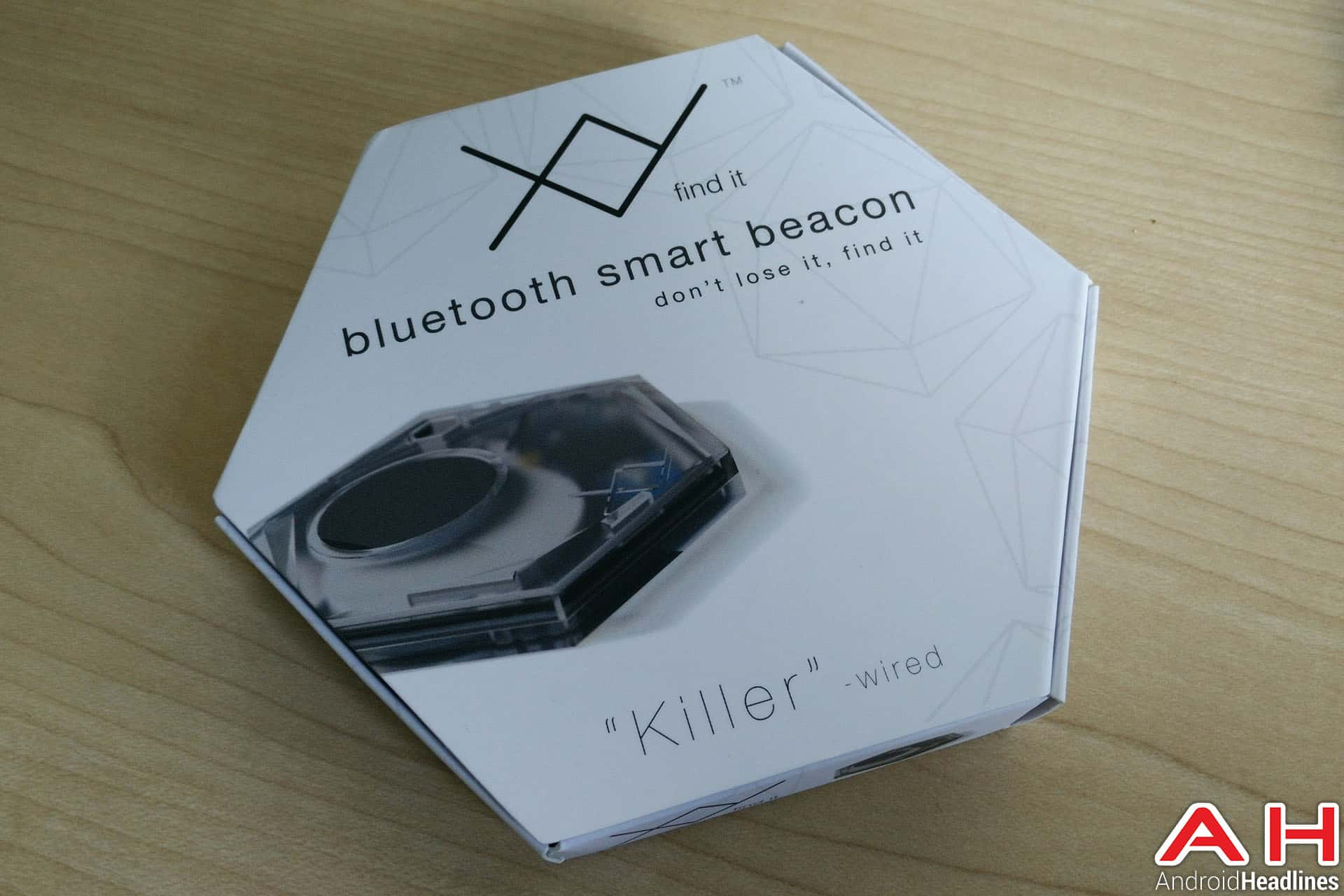 XY Find It Bluetooth Beacon 4