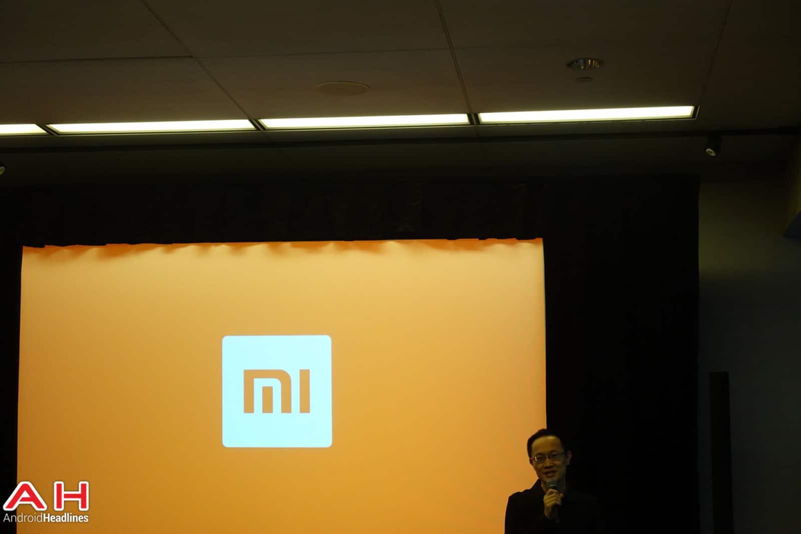 Xiaomi Logo Bin Lin