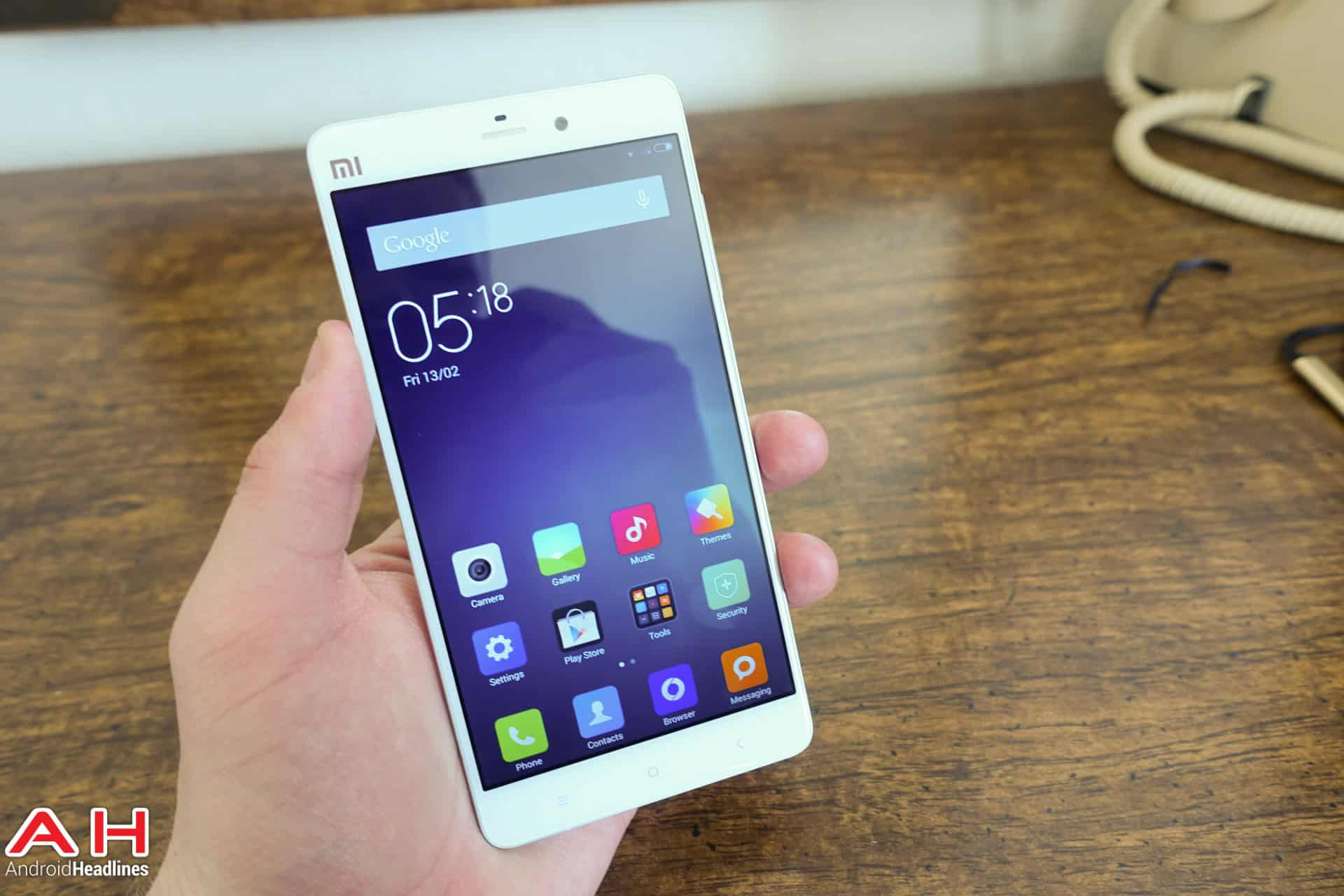 Xiaomi Mi Note AH 03766