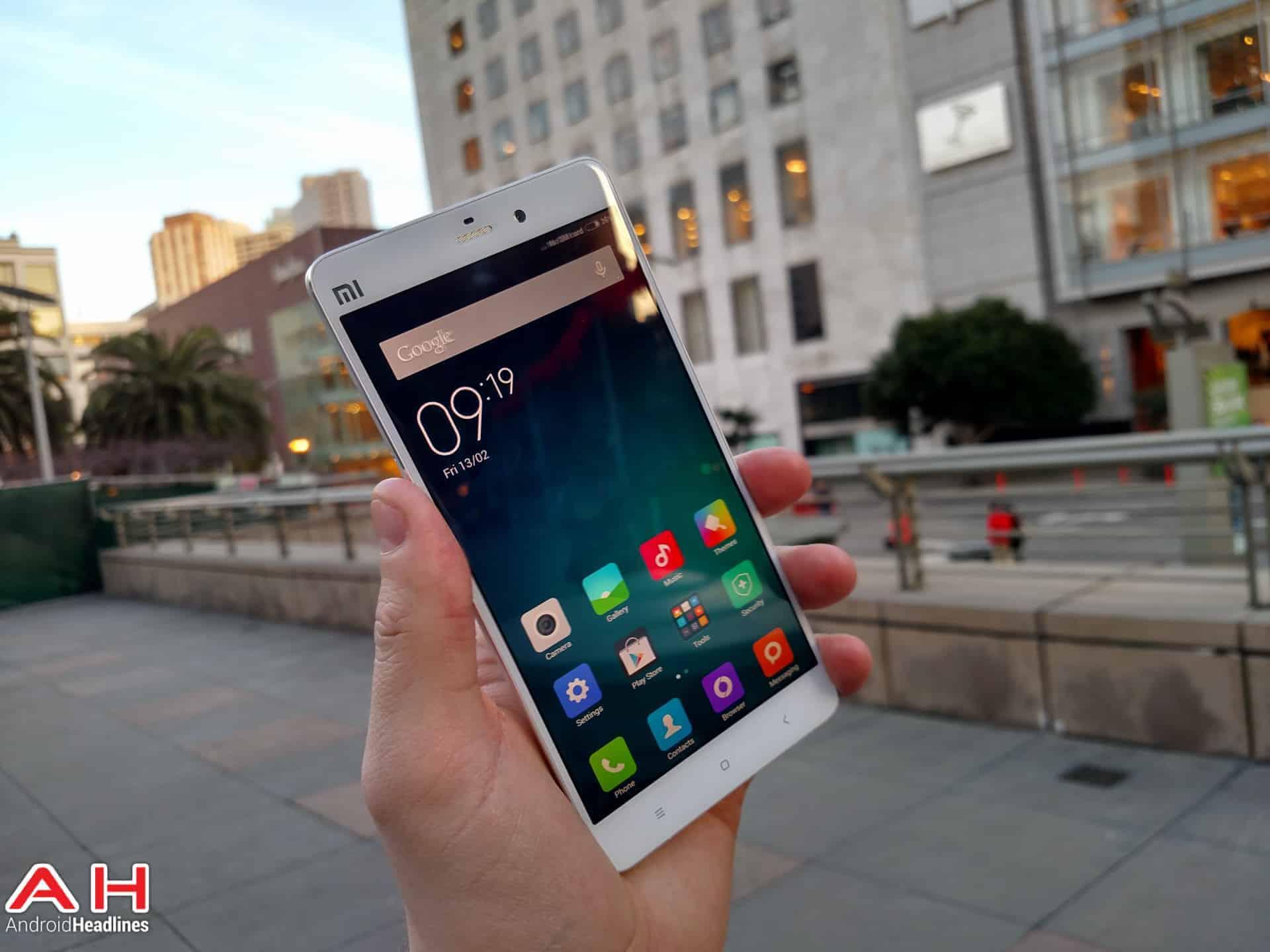 Xiaomi Mi Note AH 2