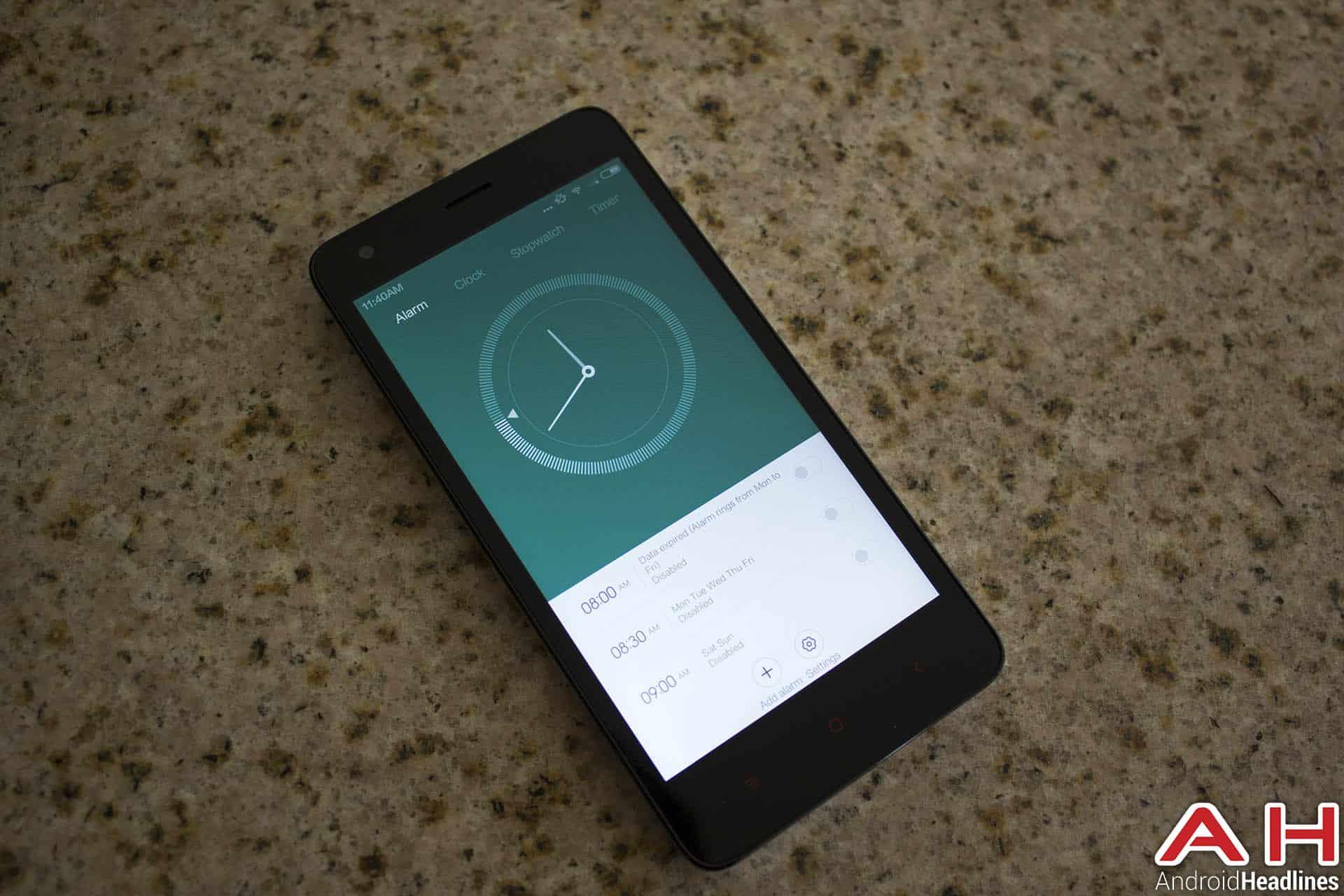 Xiaomi-Redmi-clock