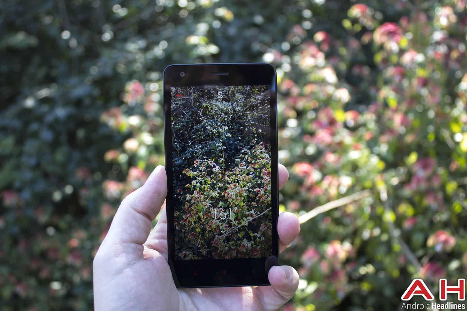 Xiaomi Redmi compass up