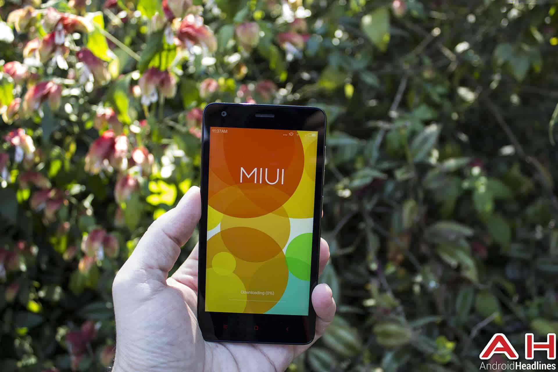 Xiaomi-Redmi-miui