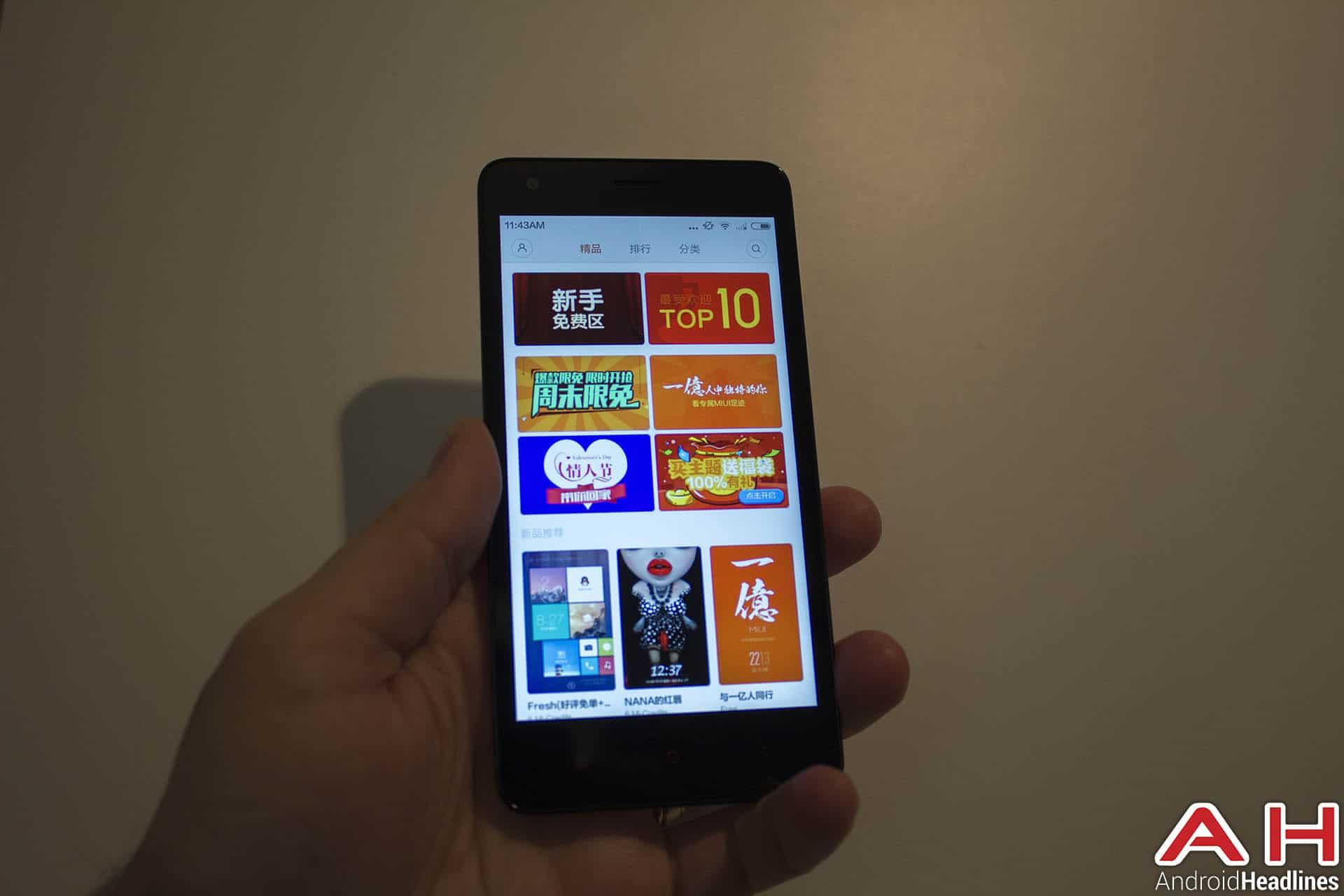 Xiaomi Redmi themes