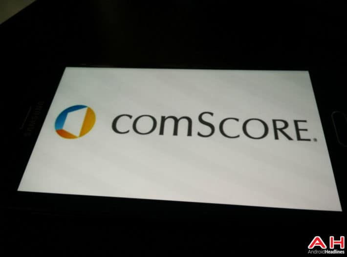 comScore: Android Slight Decrease While Samsung Holds Firm