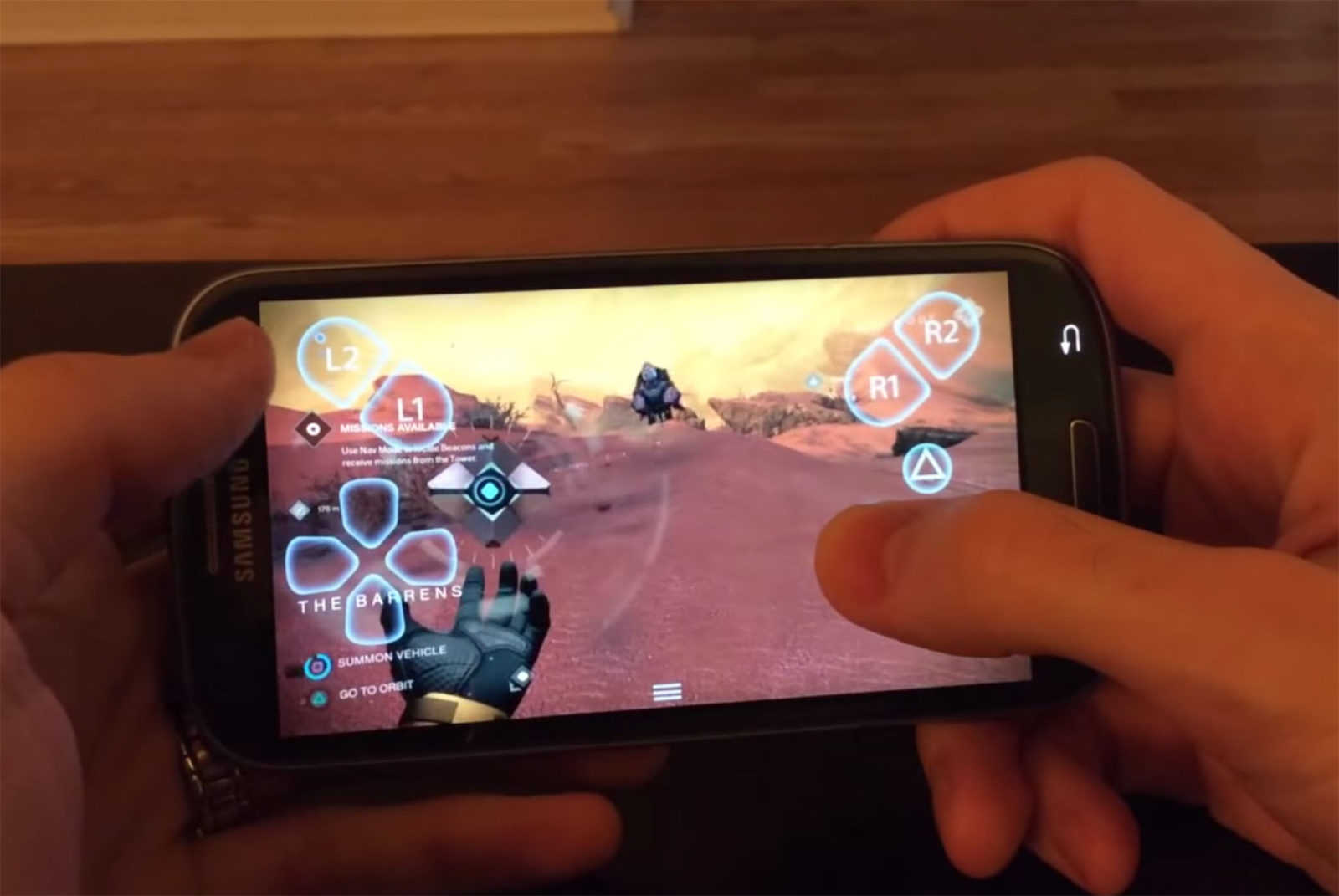 how to use button assignments on ps4 remote play