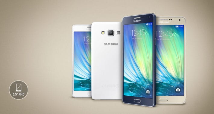 Samsung Galaxy A8 With 5.5-Inch Display Listed Online