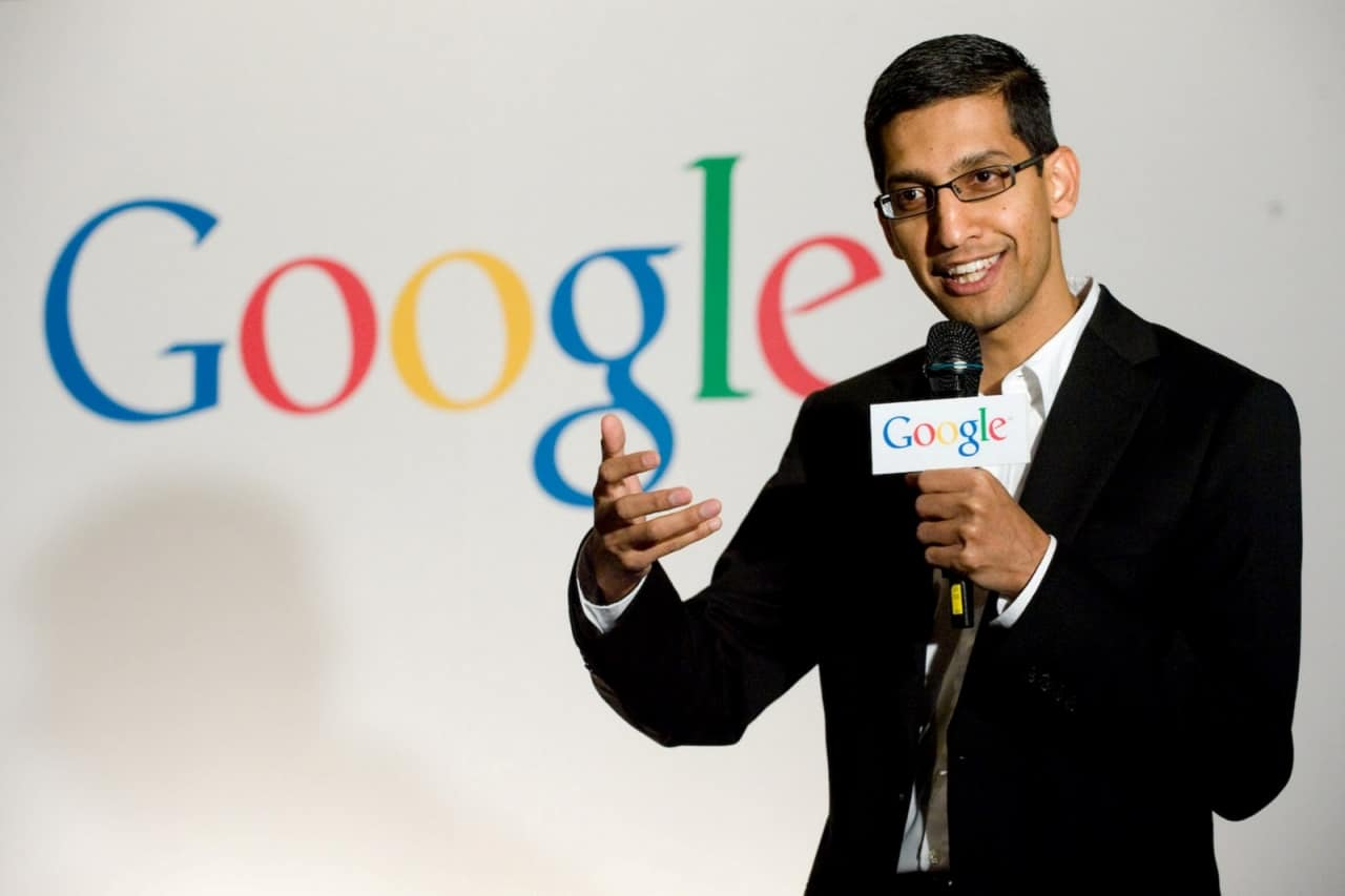 Image result for sundar pichai speech