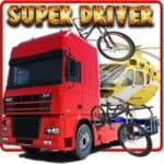 Sponsored Game Review: Super Truck Driver