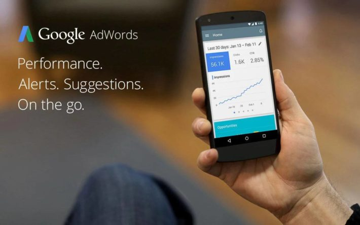 Google Is Beginning A Global Roll Out Of The AdWords App For Android