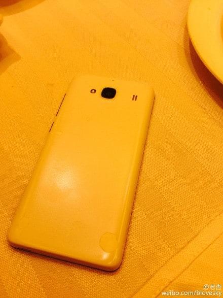 budget xiaomi smartphone