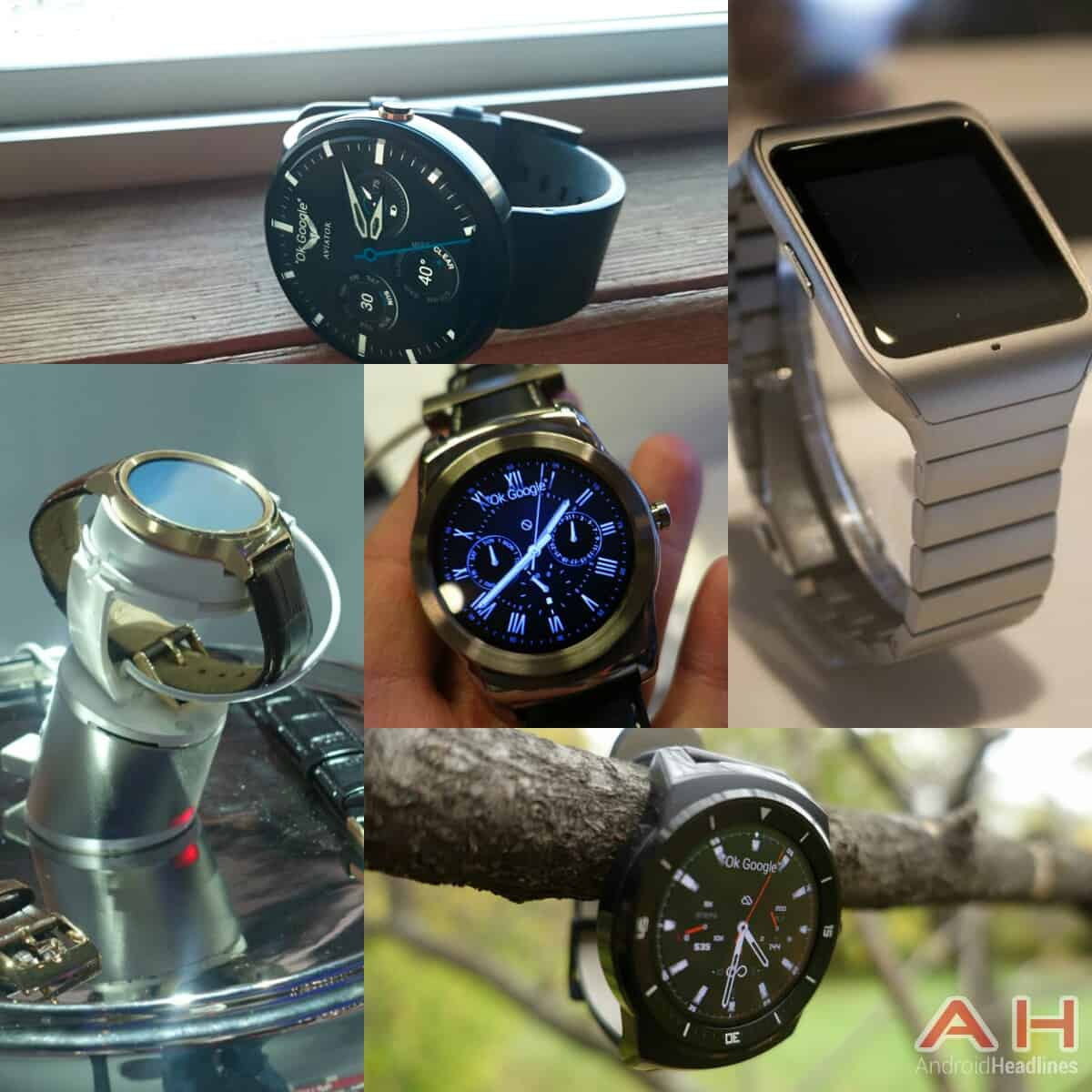 AH Android Wear Smartwatches 12