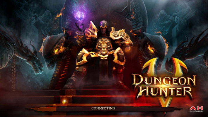 Android Game Of The Week: Dungeon Hunter 5