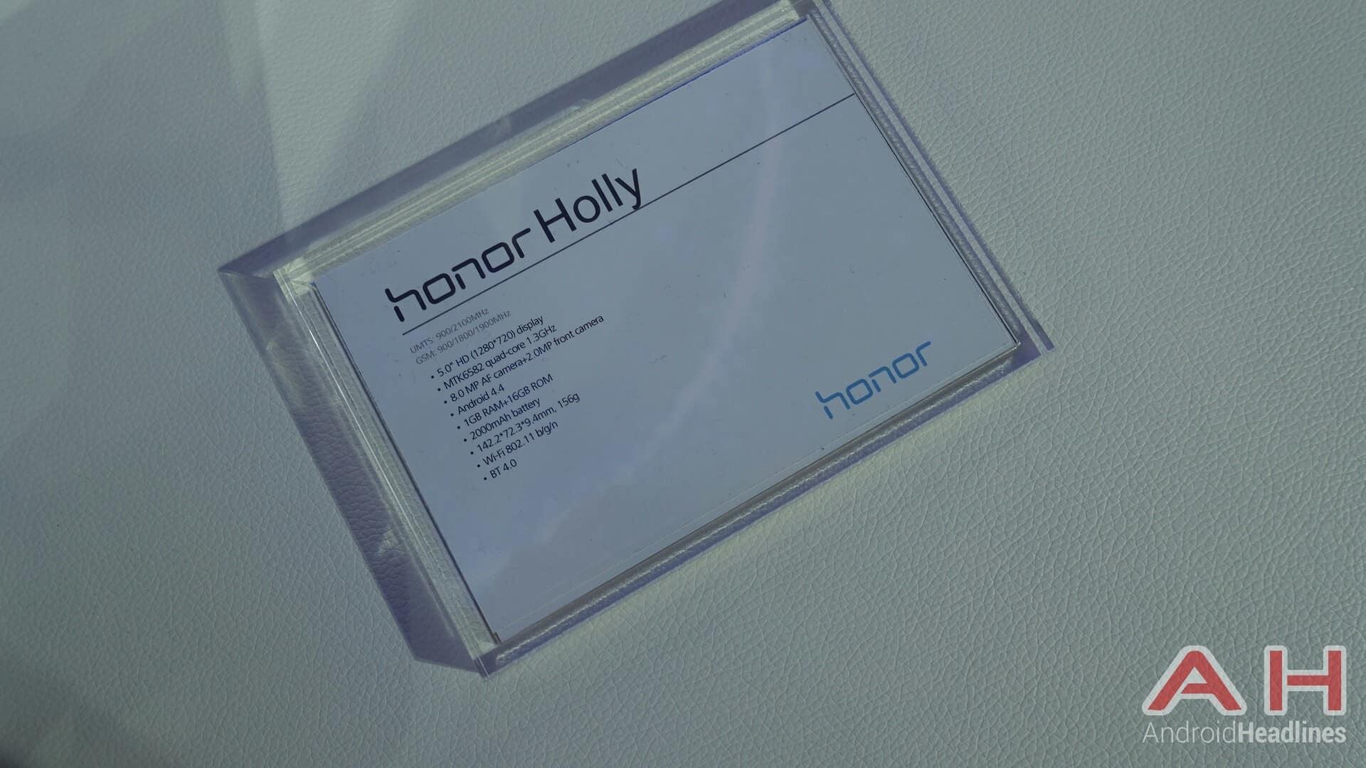 AH Huawei Honor Holly 11