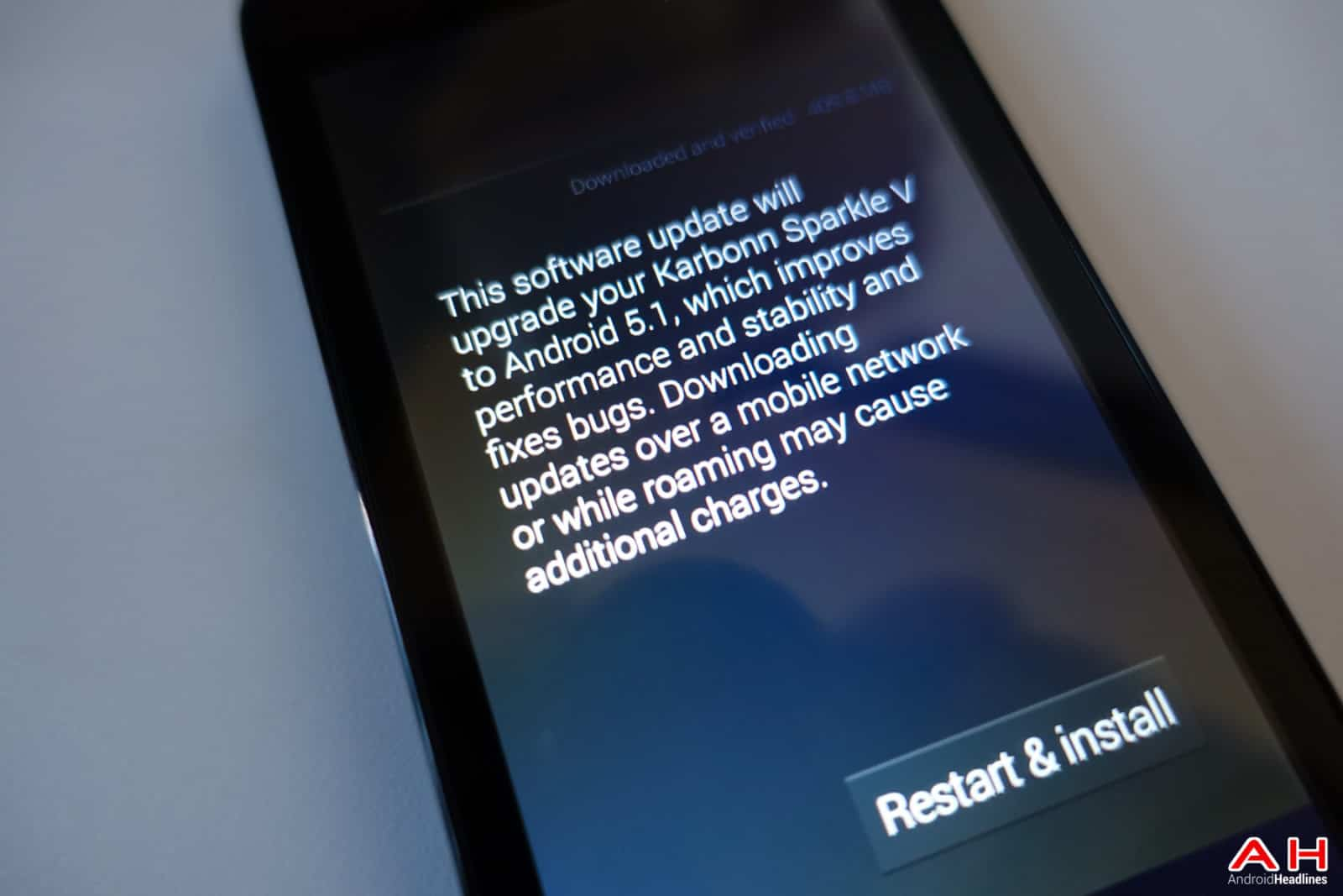 AH Karbonn Sparkle V Android One 5.1 Update-3