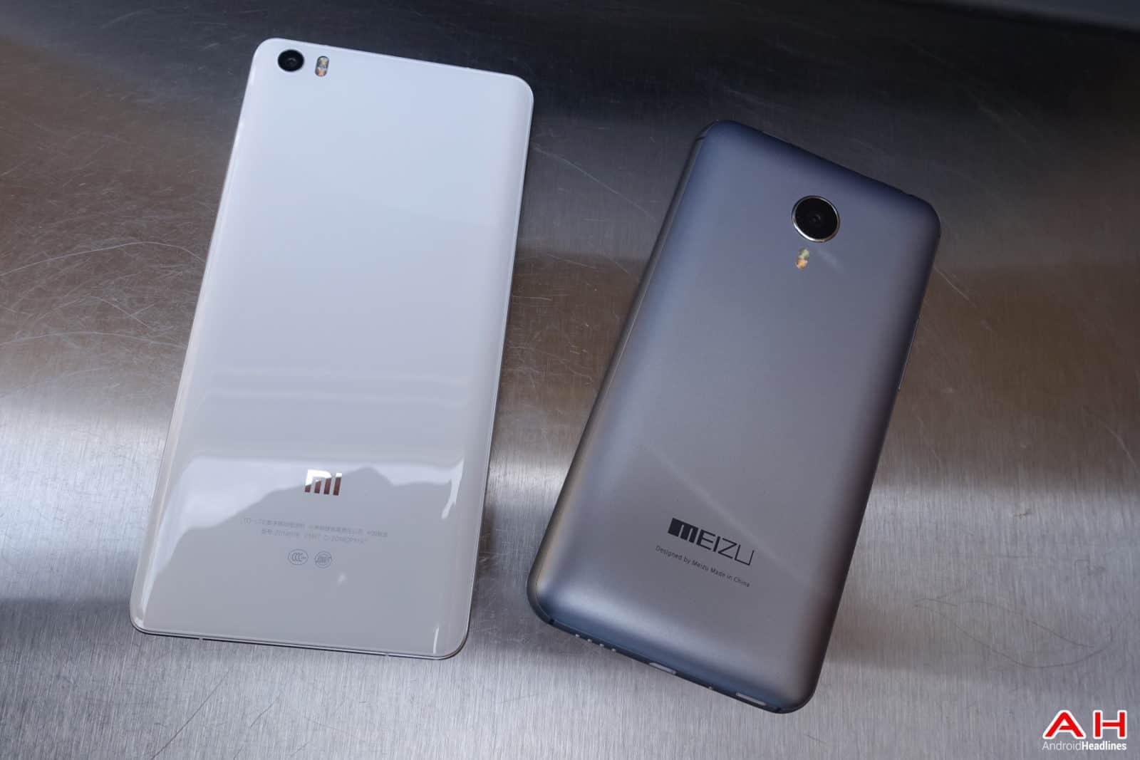 AH Meizu Xiaomi Logo - MX4 Pro Mi Note Chinese Smartphone-2