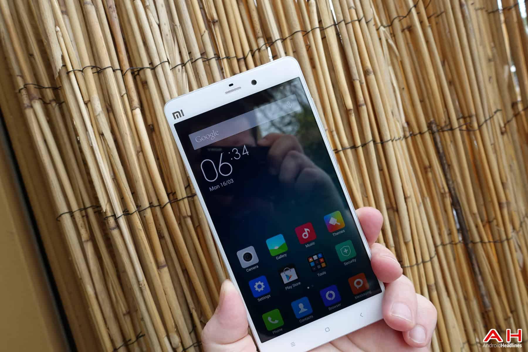 AH Mi Note Xiaomi Logo 9