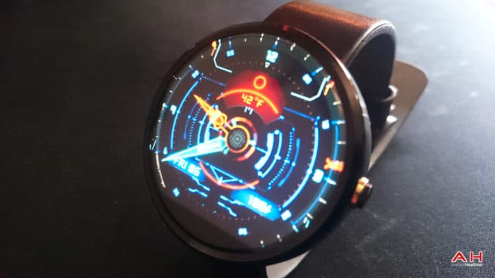 Tha Phlash Drops Navi Watch Face For Android Wear Onto Google Play