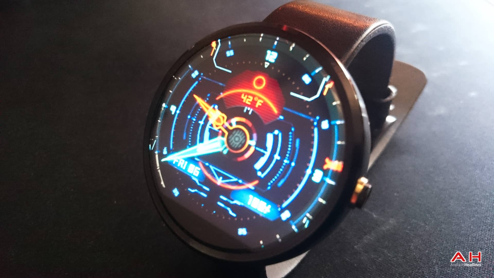 android wear weekly five watch faces for sci fi fans