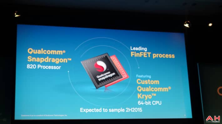 Qualcomm's Snapdragon 820 Visits Geekbench