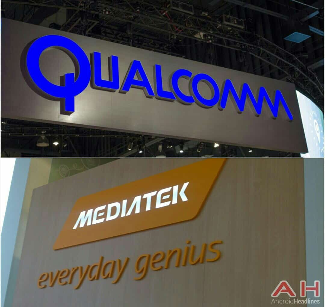 AH Qualcomm and MediaTek