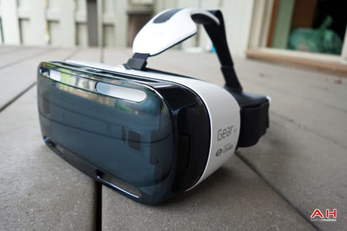 Patent Hints At Possible Roadmap For Samsung's Gear VR