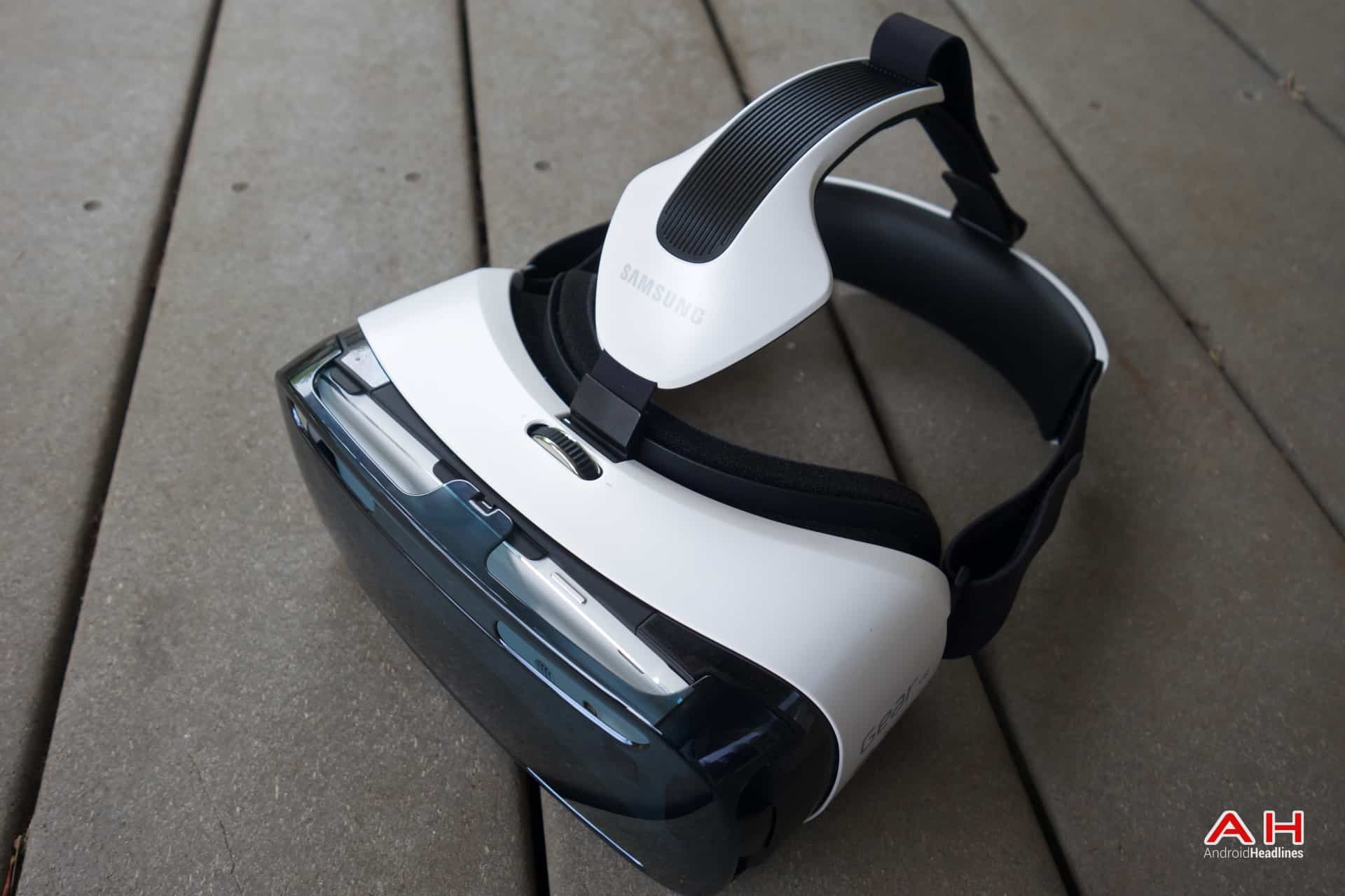 AH Samsung Gear VR-9