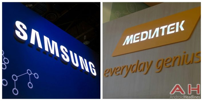 MediaTek Wants To Partner Up With Samsung According To The Company's General Manager