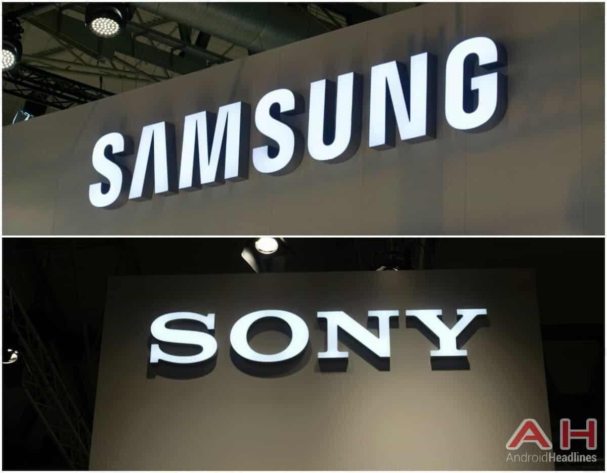 AH Samsung and Sony