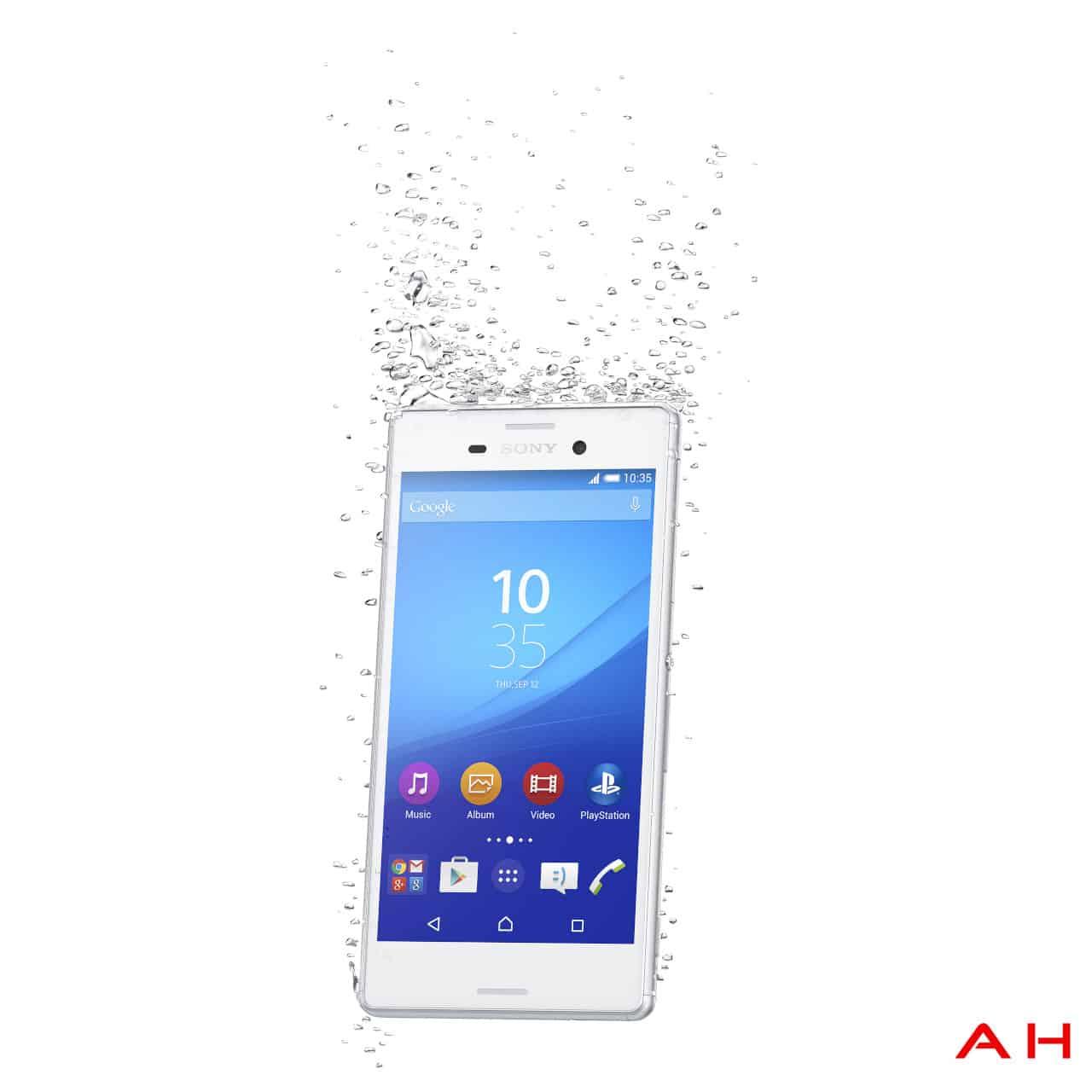 AH Xperia M4 Aqua Water 5