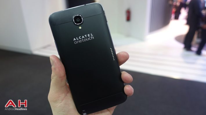Alcatel OneTouch & Cyanogen Abandon Hero 2+