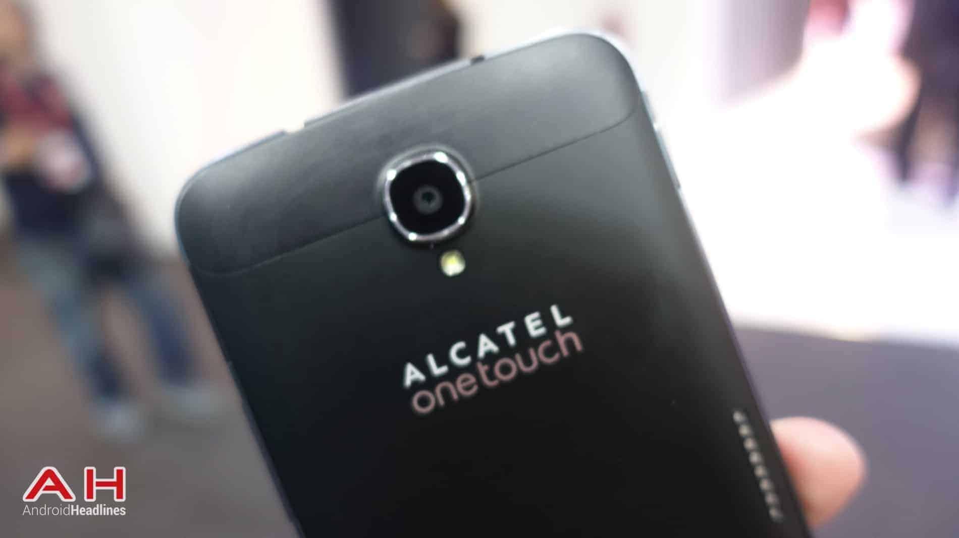 Alcatel Hero2 Cyanogen AH 04