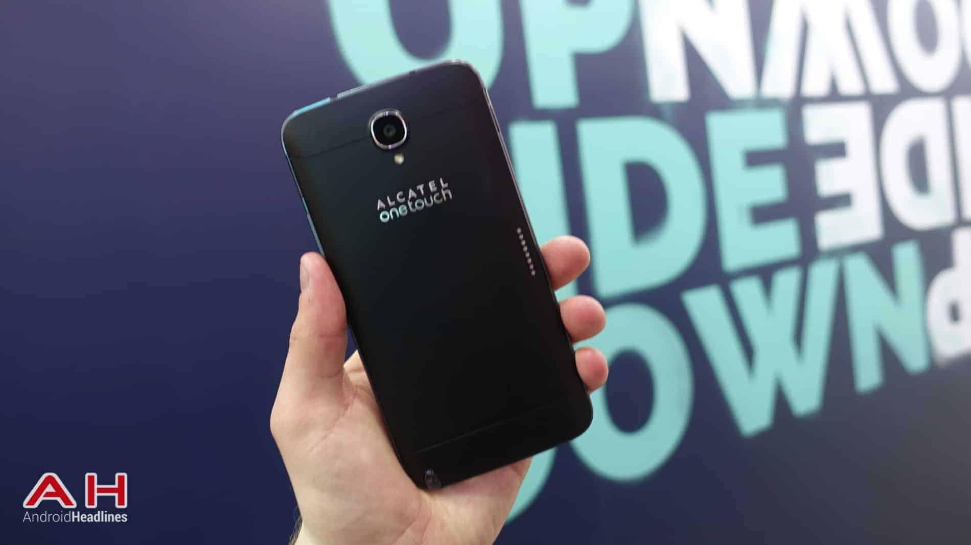 Alcatel Hero2 Cyanogen AH 12