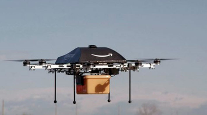 FAA Drags its Feet on Approval so Amazon's Delivery Drones are Tested in British Columbia