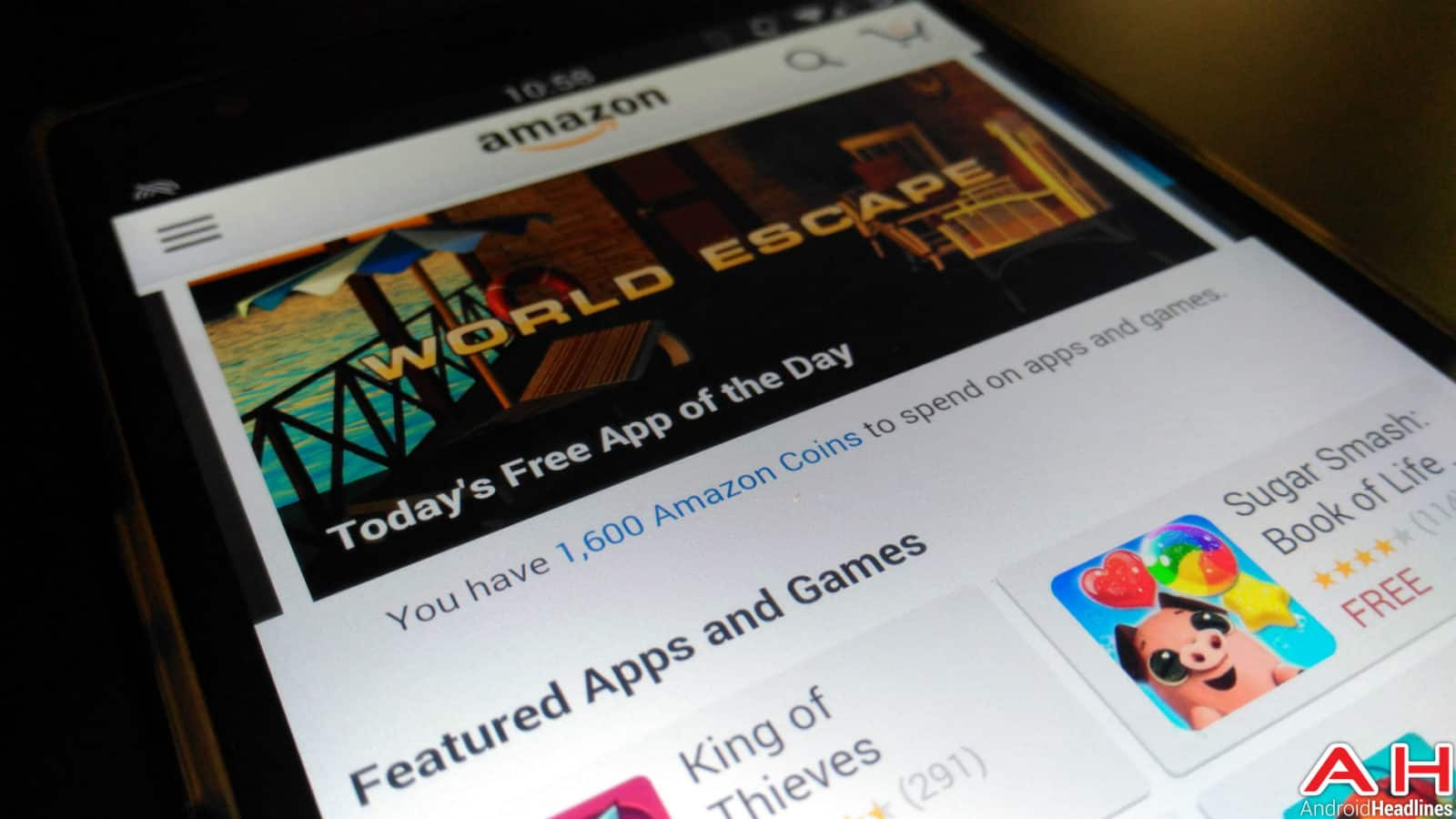 Amazon for Android APPS AH