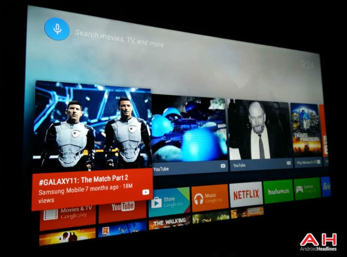 Android TV: How To Stop Android TV Recommending Content To Watch On The Main Screen