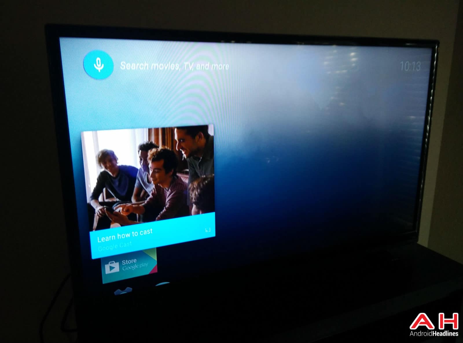 Android TV Restricted AH
