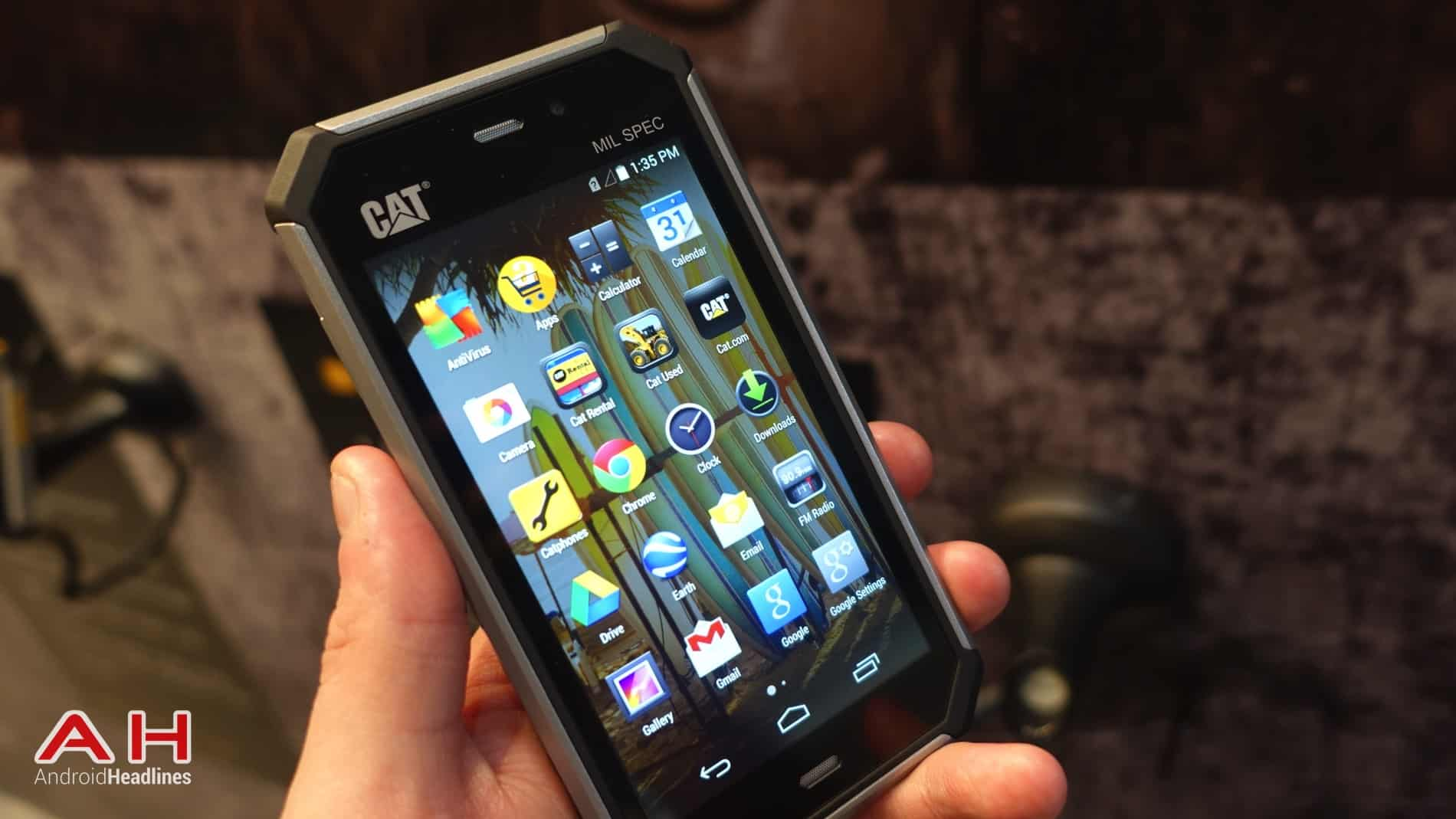 Cat S50 Rugged Smartphone Confirmed For Verizon