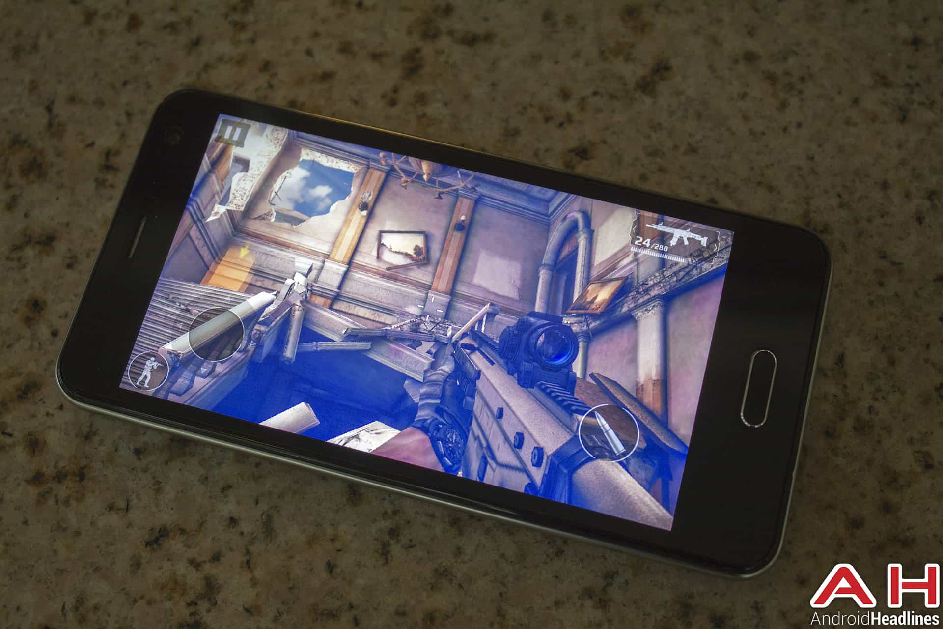 Elephone-P5000-game