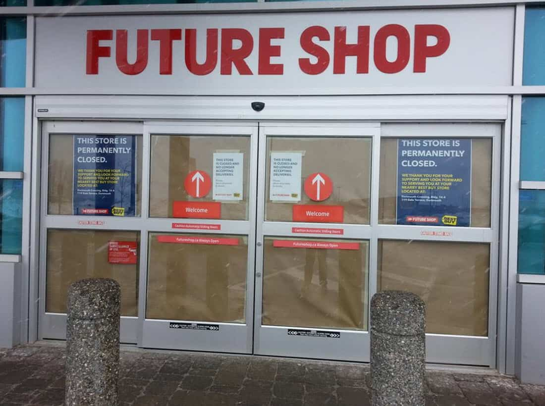 Future Shop is Closing in Canada