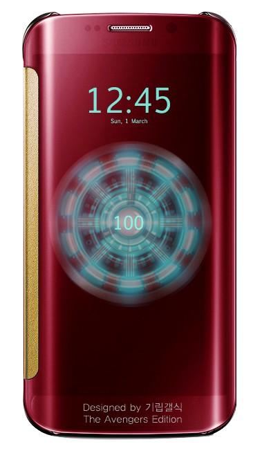 Galaxy S6 Avengers 10